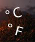Grad Celsius und Fahrenheit