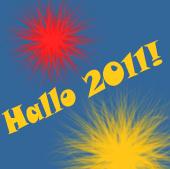 Hallo 2011!